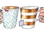 prenez un thé avec REP Secretariat