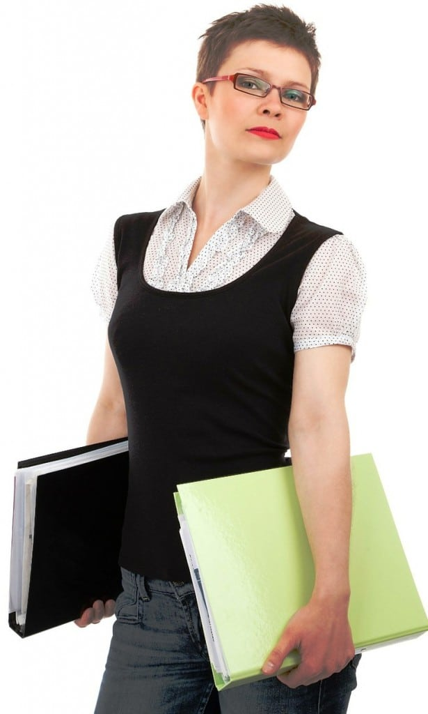 confiez la gestion de votre entreprise a une secretaire