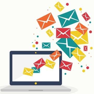 gestion de mails