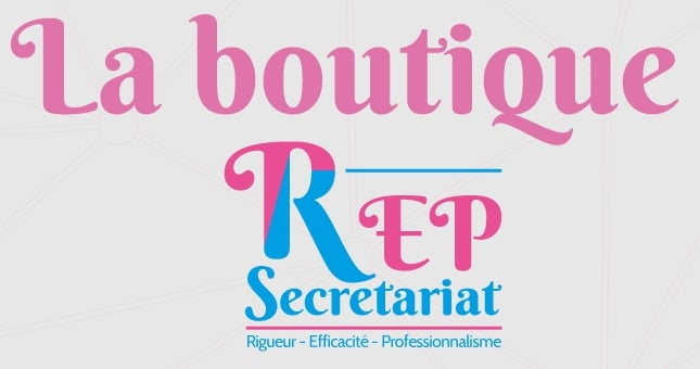 La boutique de REP Secretariat