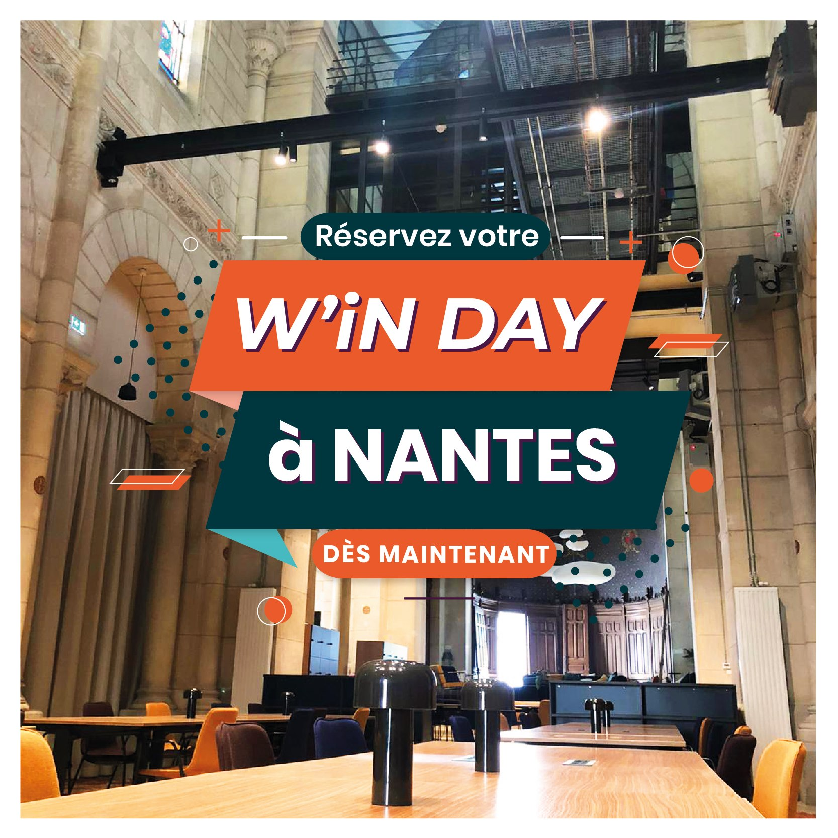 WIN COWORKING a NANTES